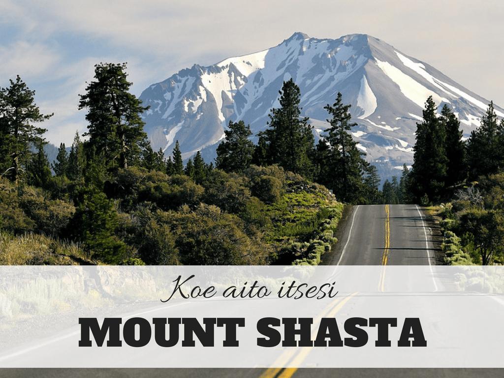 Mount Shasta 2019